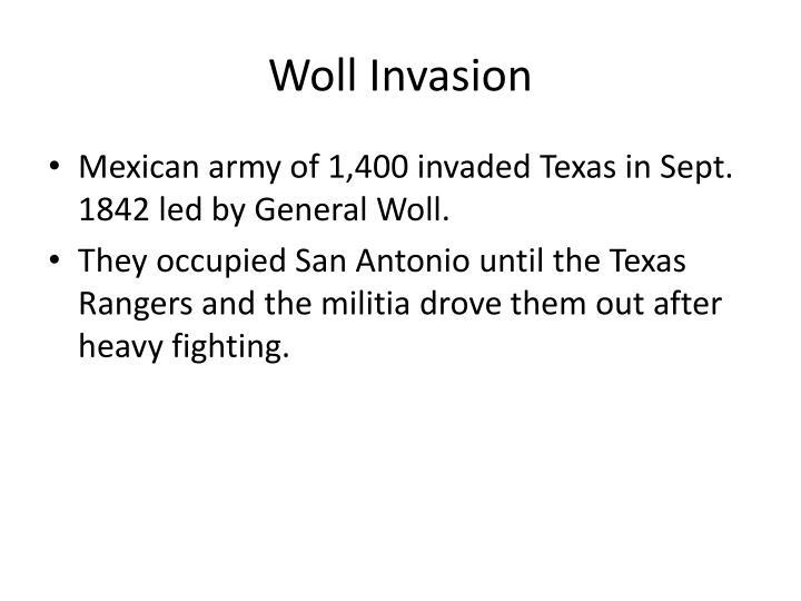 Woll Invasion