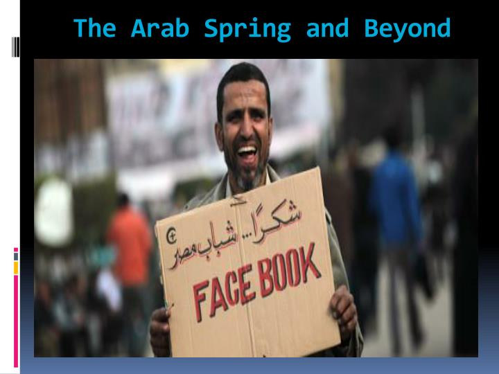 The Arab Spring and Beyond