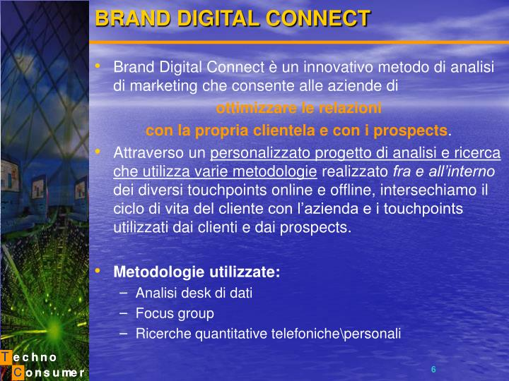 BRAND DIGITAL CONNECT