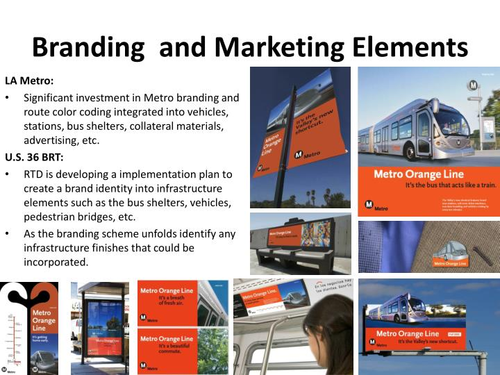 Branding  and Marketing Elements