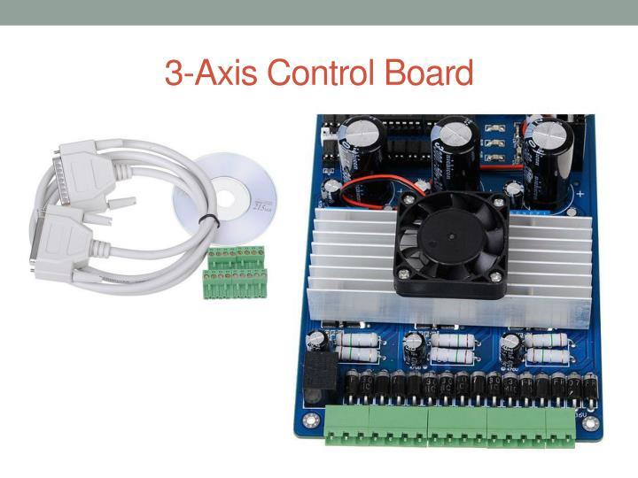3-Axis Control Board