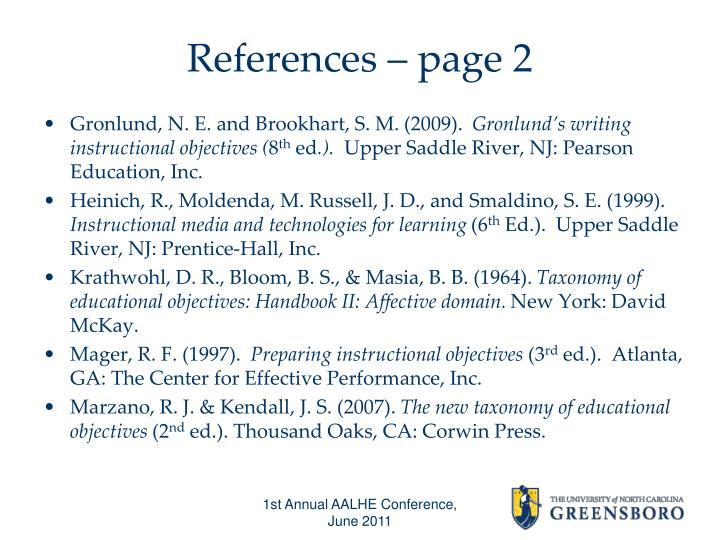 References – page 2