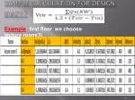 sample calculation for design duct