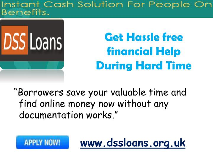 Get Hassle free