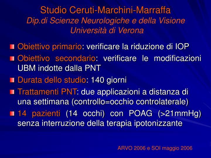 Studio Ceruti-Marchini-Marraffa