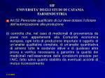 sif universita degli studi di catania farmindustria12