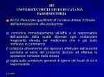 sif universita degli studi di catania farmindustria14