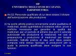 sif universita degli studi di catania farmindustria9