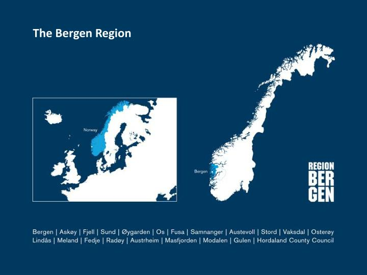 The Bergen Region