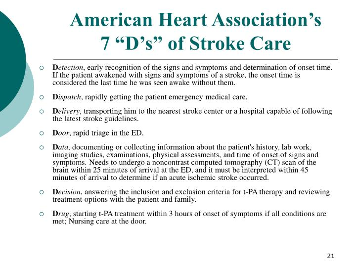 American Heart Association's