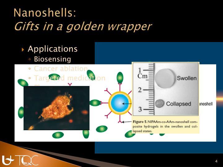 Nanoshells: