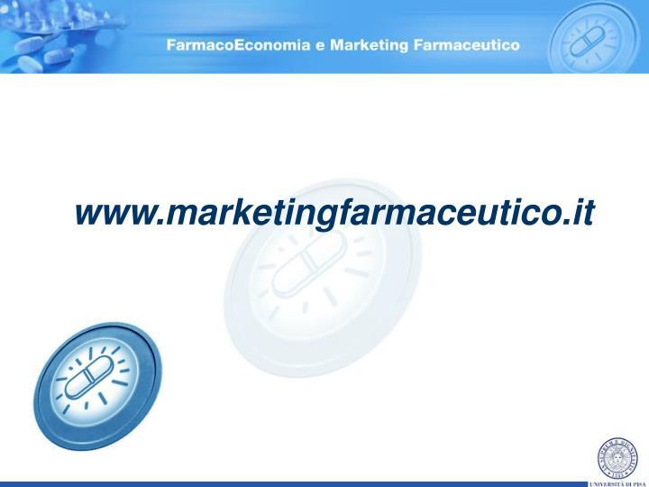 www.marketingfarmaceutico.it