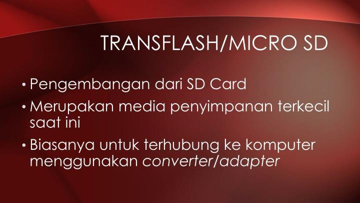 Transflash