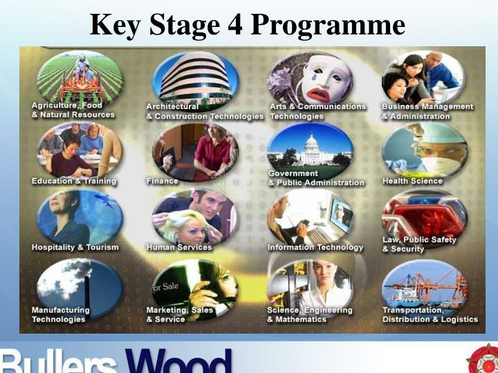 Key Stage 4 Programme