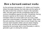 how a forward contract works3