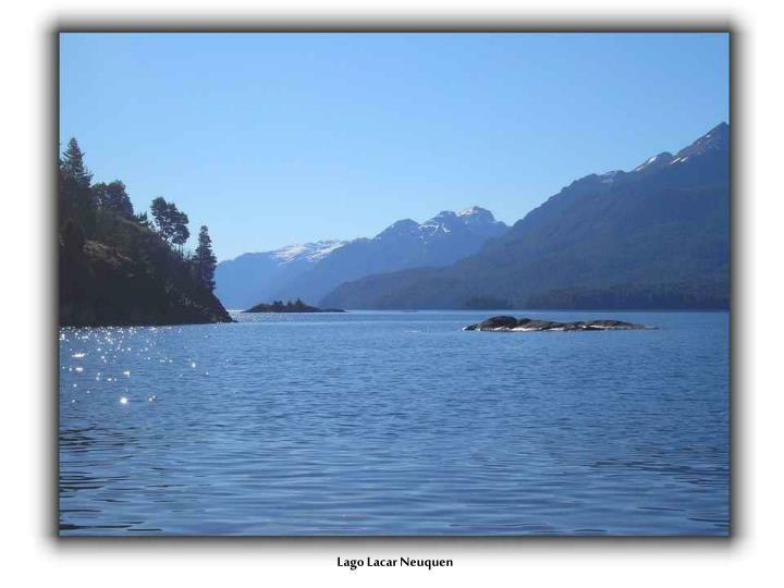 Lago Lacar Neuquen