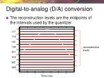 digital to analog d a conversion1