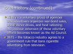 brief history continued1