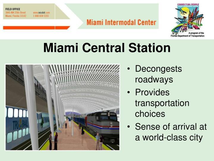 Miami Central Station