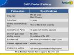 gmip product features