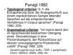 panagl 1982