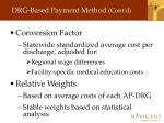 drg based payment method cont d1