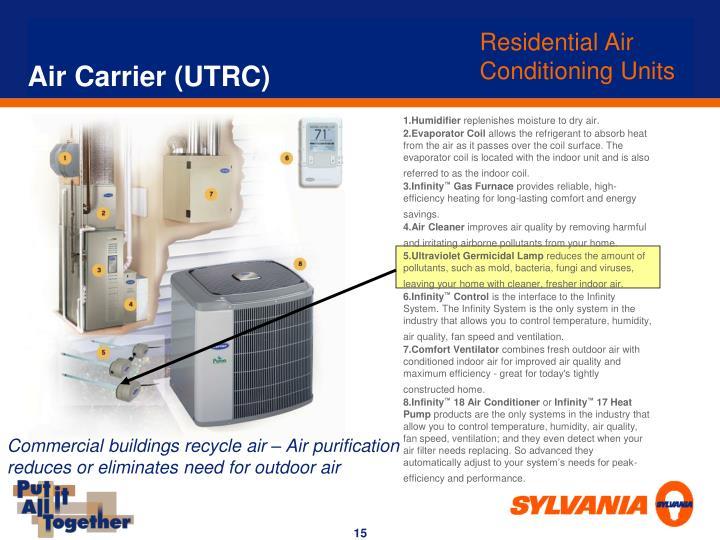 Air Carrier (UTRC)