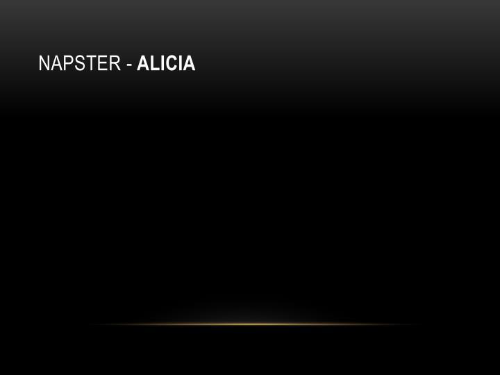 Napster-