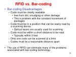 rfid vs bar coding