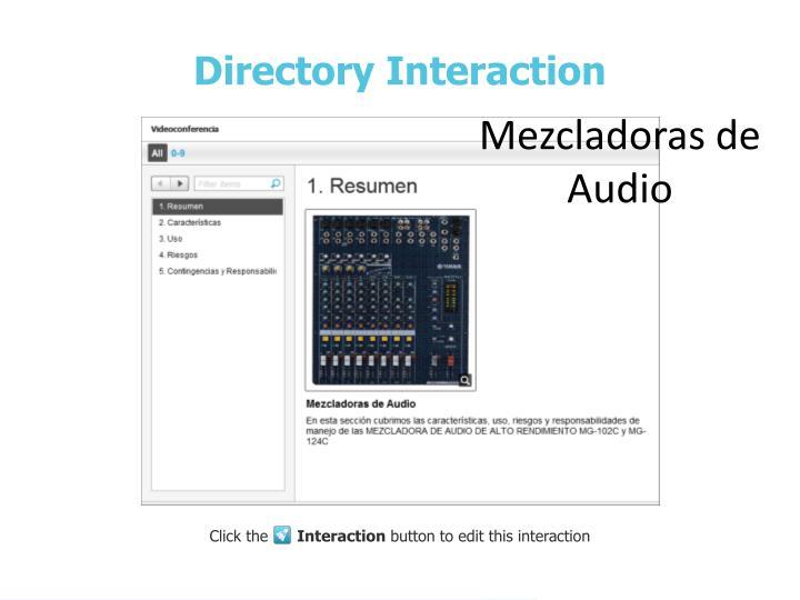 Mezcladoras de Audio