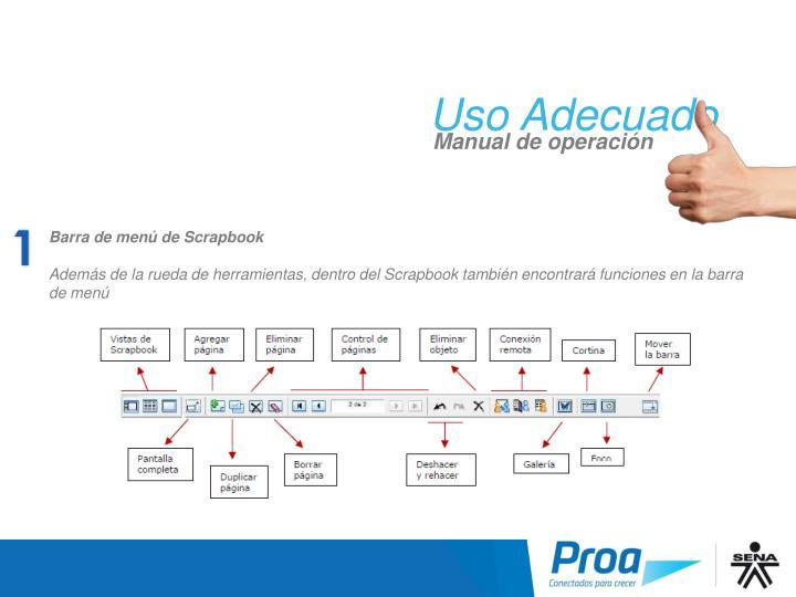 UA: Funciones