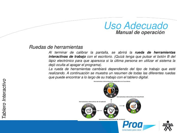 UA: Tablero Interactivo