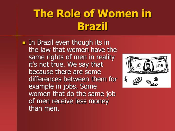 The Role of Women in Brazil