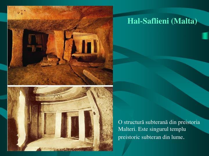 Hal-Saflieni (Malta)