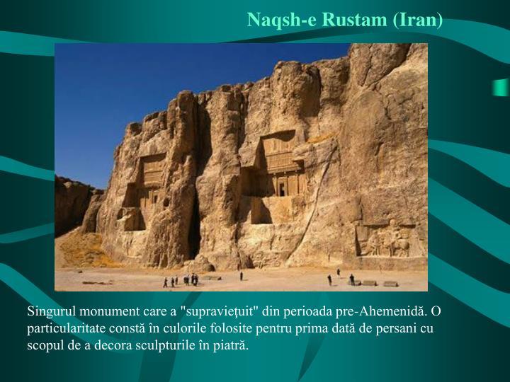 Naqsh-e Rustam (Iran)