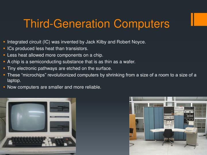 Third-Generation Computers