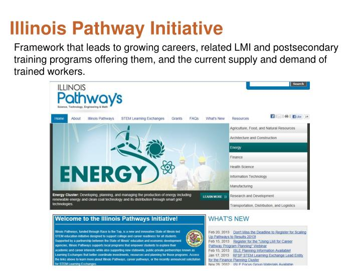 Illinois Pathway Initiative