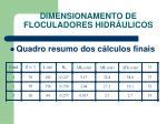 dimensionamento de floculadores hidr ulicos12