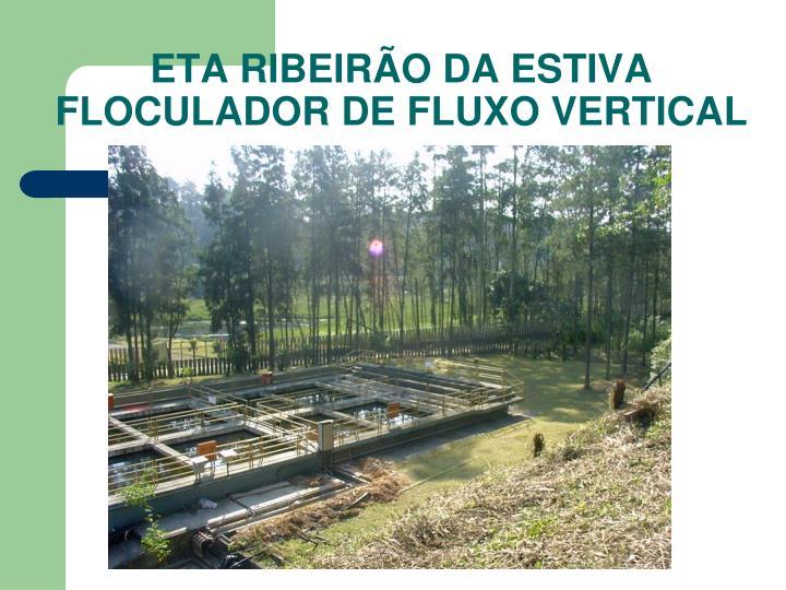 ETA RIBEIRÃO DA ESTIVA