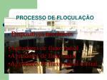 processo de flocula o1
