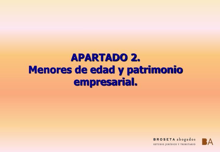 APARTADO 2.