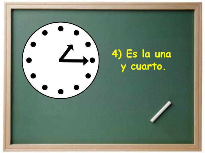 4) Es