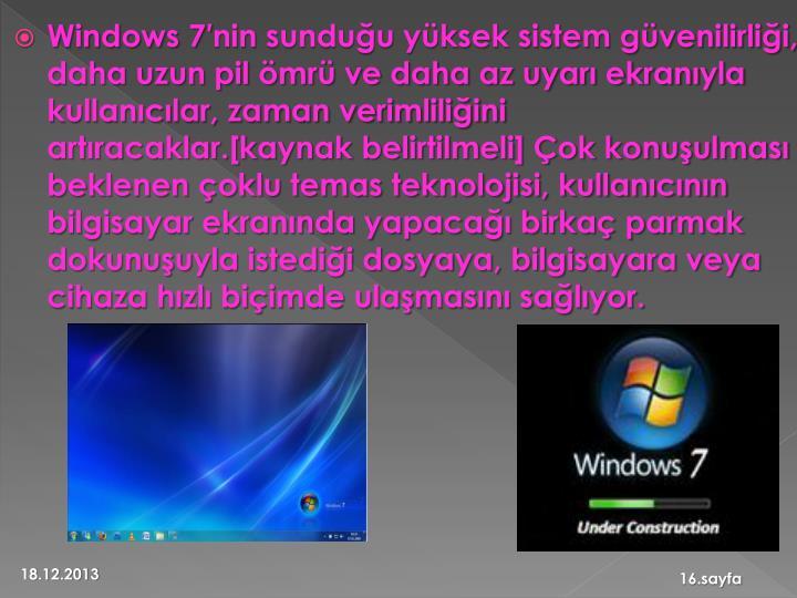Windows 7′