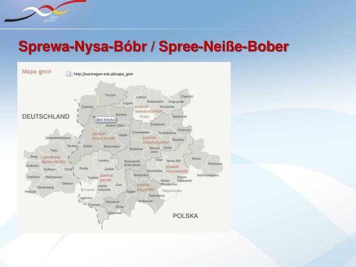 Sprewa-Nysa-Bóbr /