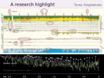 a research highlight2