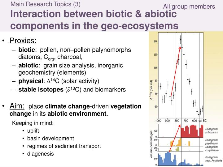 Main Research Topics (3)