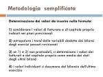 metodologia semplificata7