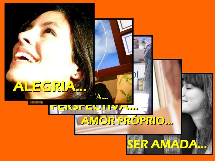SER AMADA...