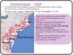 urbanizacja usa