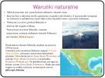 warunki naturalne1